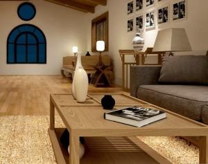 salon wnętrze meble